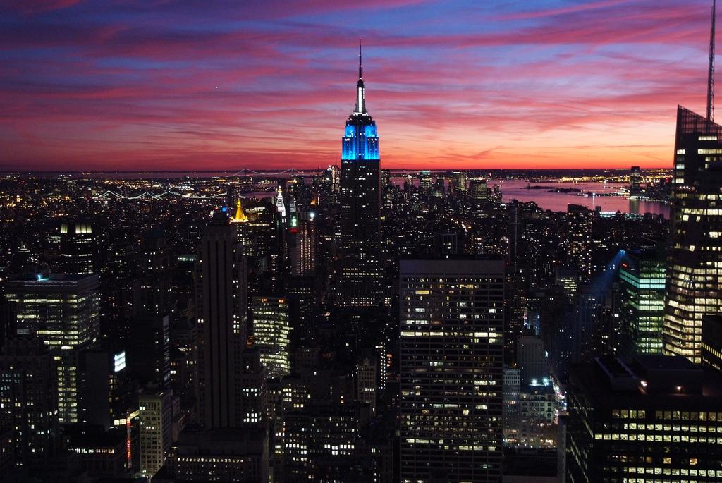 Burzliwe dzieje Nowego Jorku