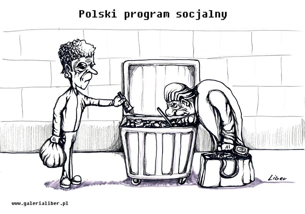 Program socjalny premiera