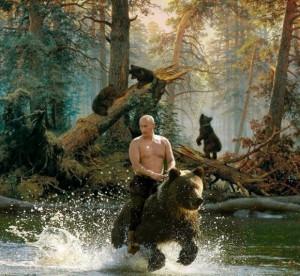 Putina na misiu