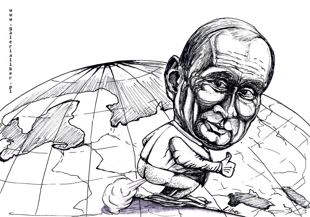 Wojna gazowa Putina