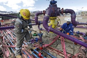 Wydobycie gazu z łupków przyczyną trzęsień ziemii