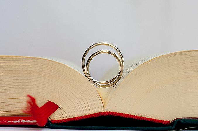 Małżeństwo to nie rower, pedały zbędne