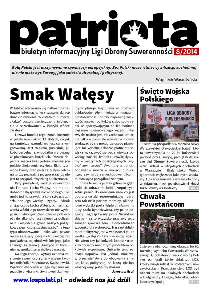 Patriota 08/2014
