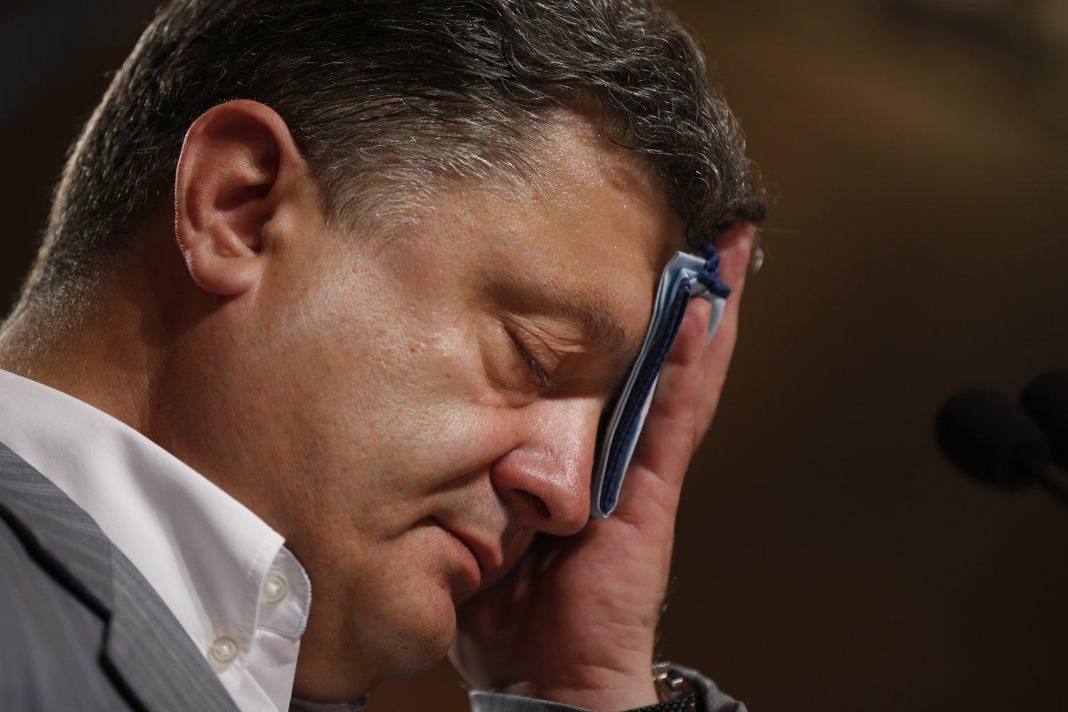 Ukraina jest na krawędzi załamania gospodarczego