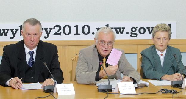 Miejska Komisja Wyborcza w Bobowej i sędzia ze stanu wojennego major Stanisław Kosmal