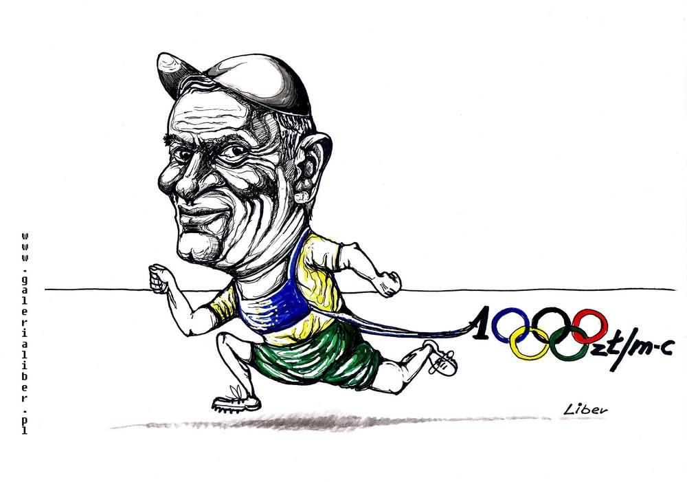 Olimpijczyk Tusk