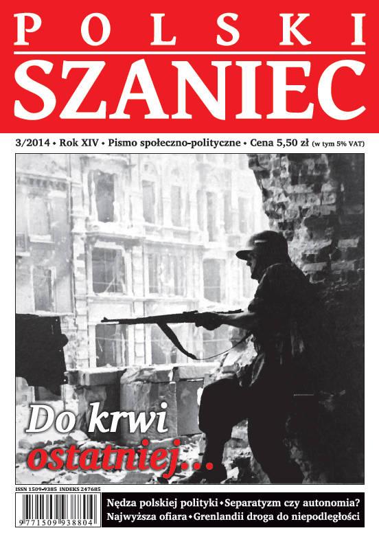 Polski Szaniec 3/2014 już w sprzedaży!