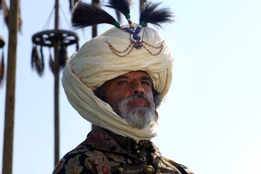 wojownik arabski