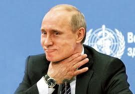 Upokorzony Putin