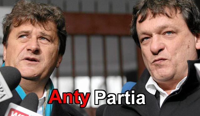 Anty Partia – czyli Palikot na nowo w postaci Tymochowicza.