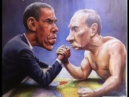 Putin. Zabawa skończona, odłóżcie zabawki