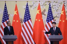 Obama w Chinach: zabieranie dziecku cukierka