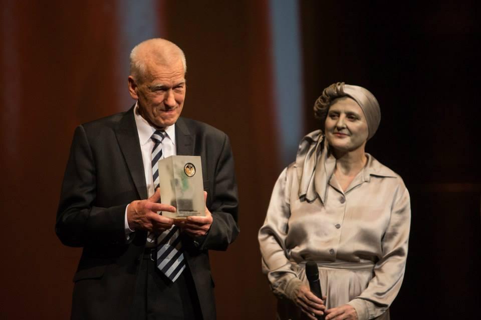 Prestiżowa europejska nagroda dla Kornela Morawieckiego