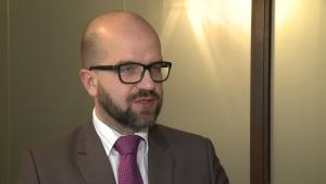 Piotr Zimmerman, ekspert ds. prawa upadłościowego i naprawczego, Kancelaria Zimmerman fot. newseria.pl