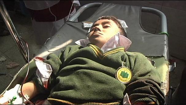 Atak na szkołę w Peszawarze. Co najmniej setka dzieci nie żyje, ok 500 zakładników