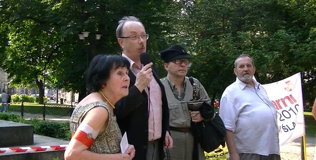 Milicja moskiewska znów bezkarna w Katowicach (pełna relacja)