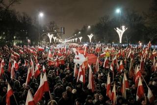 """Cezary Krysztopa: """"Ja, wieloletni wyborca PO, dziś proszę, idźmy na Marsz 13 XII, brońmy Wolności przed Platformą 'Obywatelską'"""""""