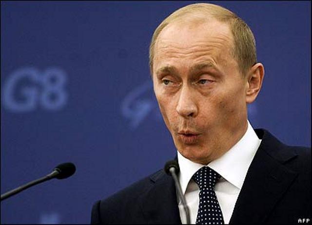Czy Putin zbankrutuje Rosję?
