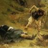 The Death of Henri de La Rochejaquelein2