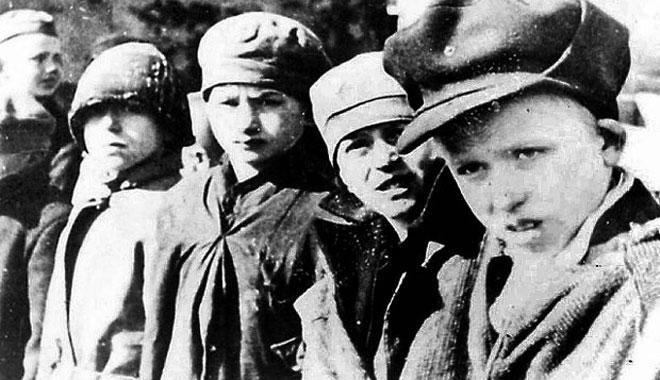 Obozy kaźni polskich dzieci