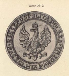 ustawa godło 1919 zał2razy4