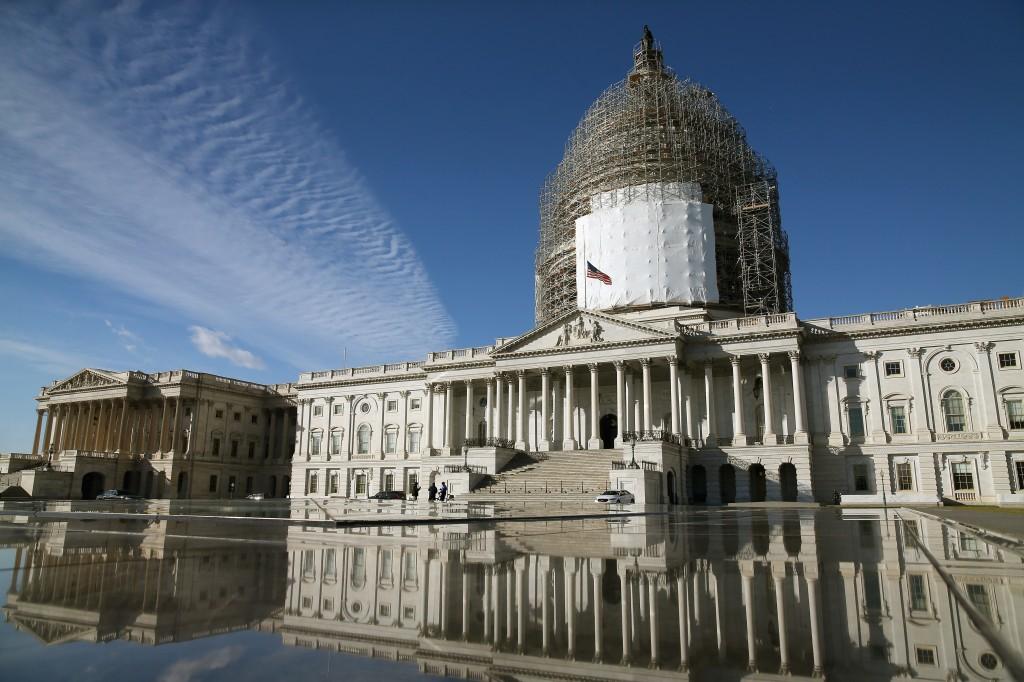 Wiara na Waszyngtońskim Kapitolu