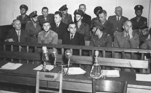 Rozprawa przed Najwy¿szym S¹dem Wojskowym w Warszawie