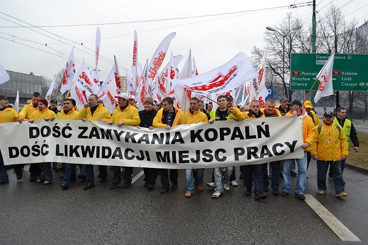 Śląsk: protest już ogólnopolski?