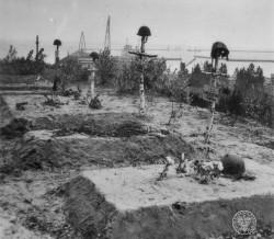 Groby żołnierzy polskich