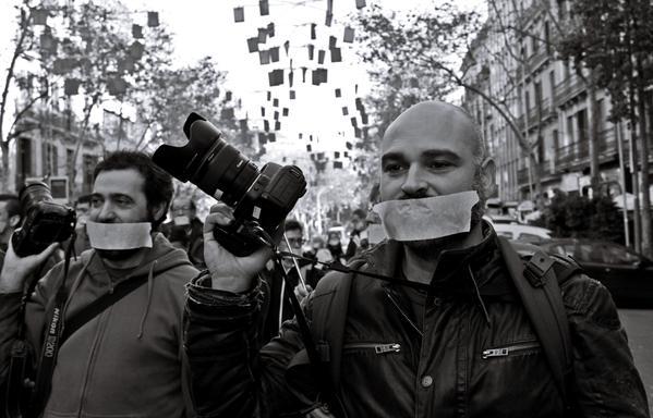 Prawo knebla w Hiszpanii