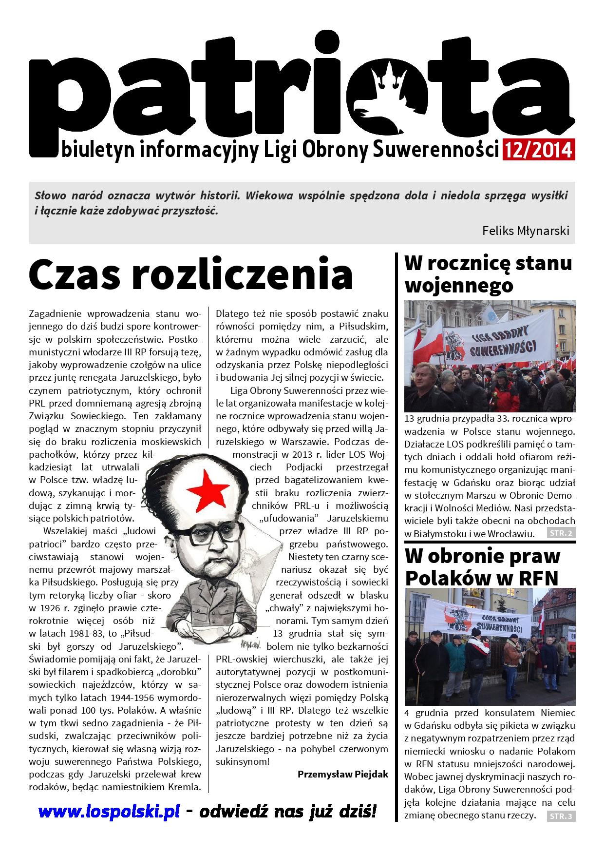 Patriota 12/2014
