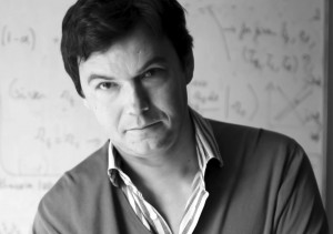 Thomas Piketty (Photo: Emmanuelle Marchadour; www.thenation.com)