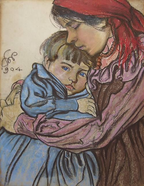Adam Mickiewicz – Do matki Polki