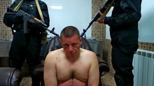 спійманий добровольцями перший міністр оборони ДНР - кримінальний авторитет Хакімзянов