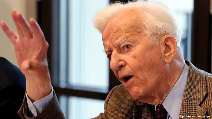 Weizsäcker największy niemiecki przyjaciel Polski