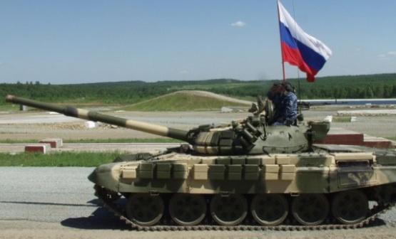 """Zabłąkani ruscy """"kontraktowcy"""" dobrowolnie przyprowadzili czołg wojskom ATO"""