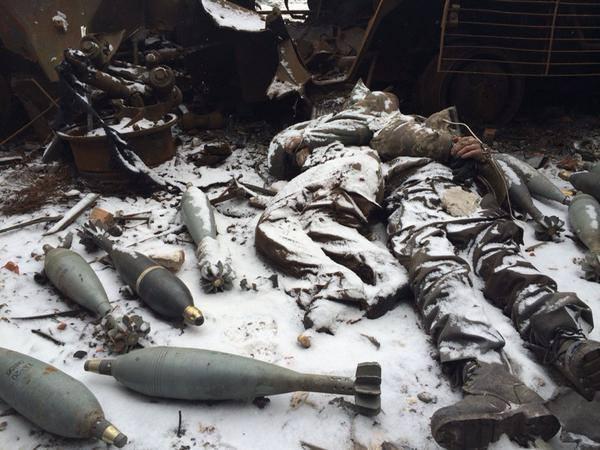 WOLNY CZYN: Rosyjskie zbrodnie wojenne: egzekucje i bezczeszczenie zwłok
