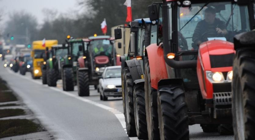 Demonstracja rolników