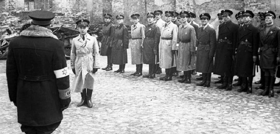 Źli Polacy walczyli, oni byli Niemcom życzliwi