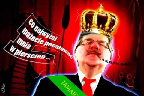 Mocodawcy Komorowskiego z WSI będą go dalej promować!!!
