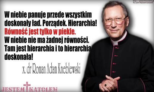 Polak-Katolik głosuje jedynie na Grzegorza Brauna!