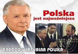 PiS działa w interesie Izraela, a nie bynajmniej Polaków