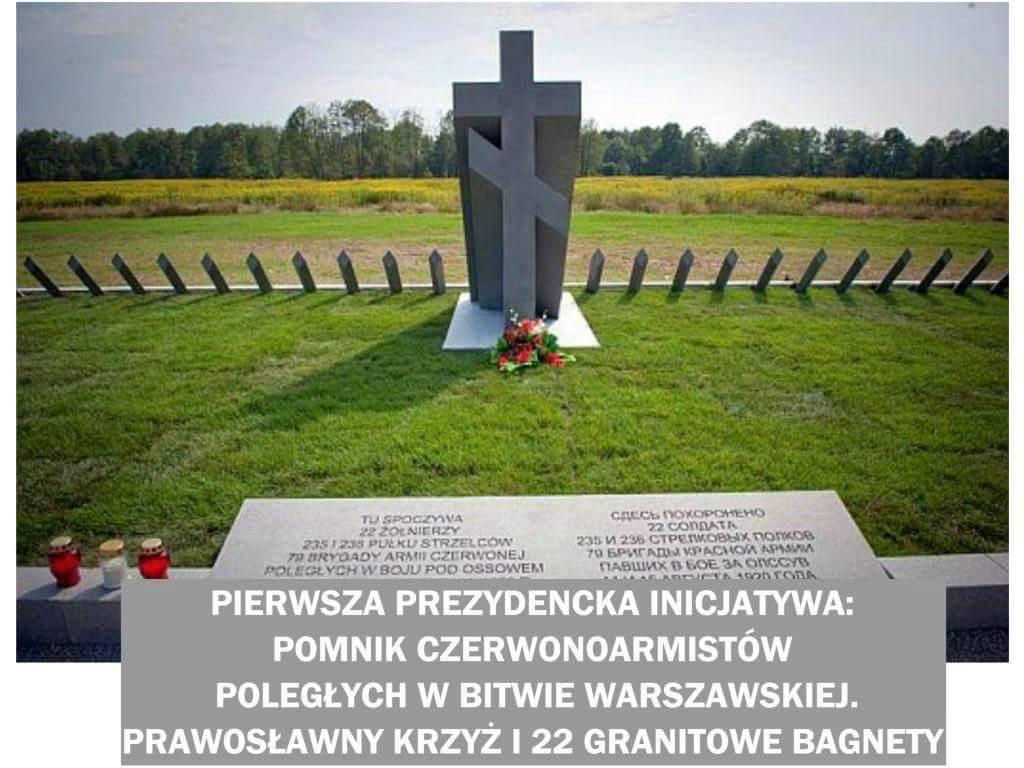 WOLNY CZYN: Proces o oszczerstwo wyborcze Bronisława Komorowskiego