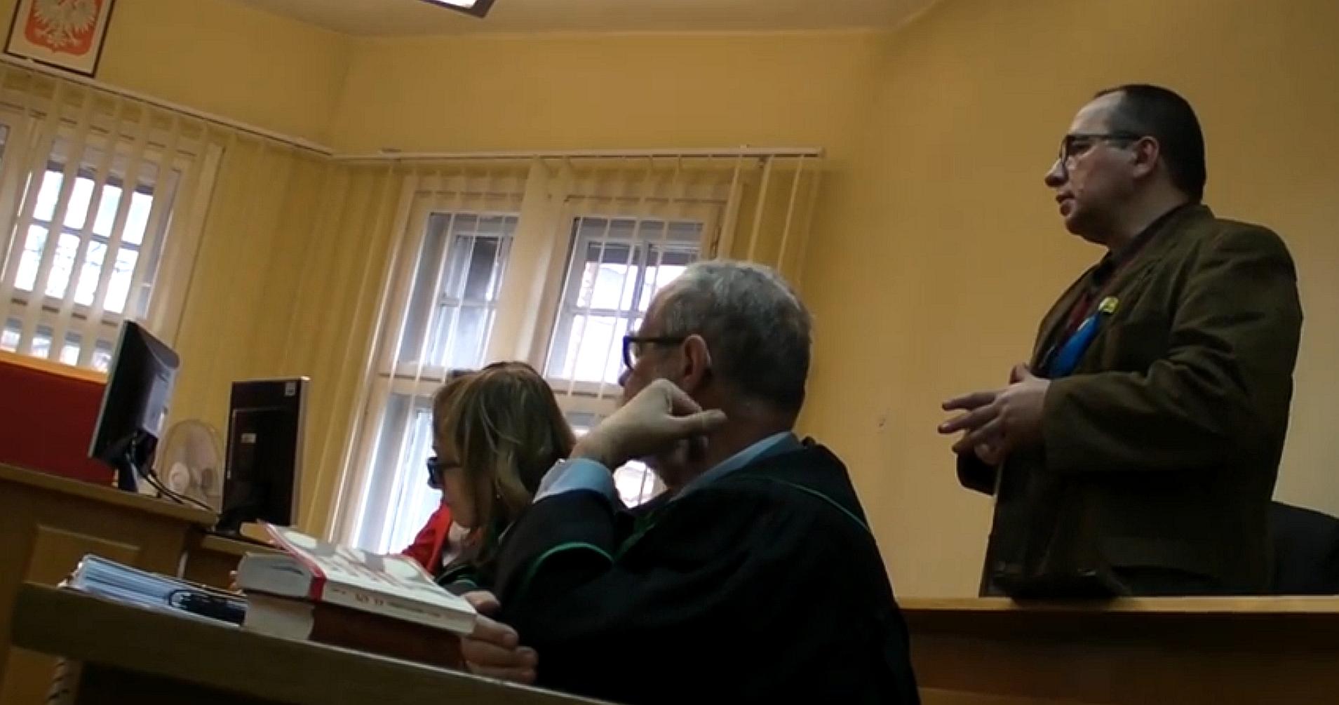WOLNY CZYN: Proces o pomnik NKWD w Katowicach: zeznają Miernik, Cysewski