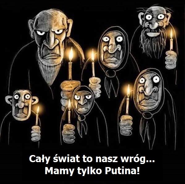 WOLNY CZYN: Polscy agenci Putina grożą redaktorom Gazety Polskiej!