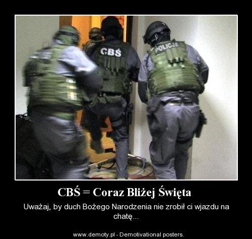 Centralne Biuro Śledcze CBŚ – Chrzanów os. Południe