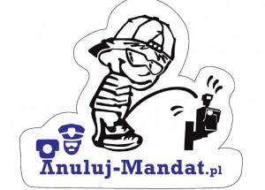 anuluj mandat