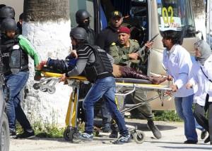atak w Tunezji