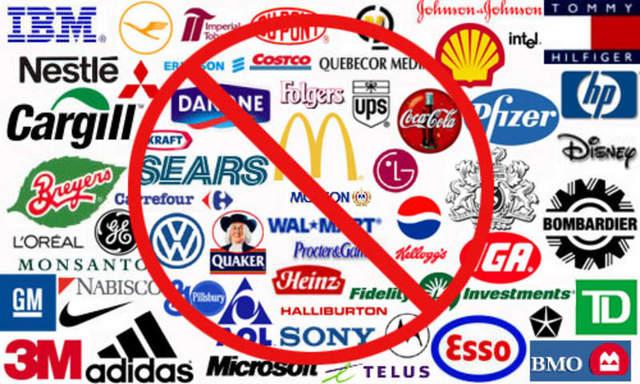 Siła bojkotu konsumenckiego