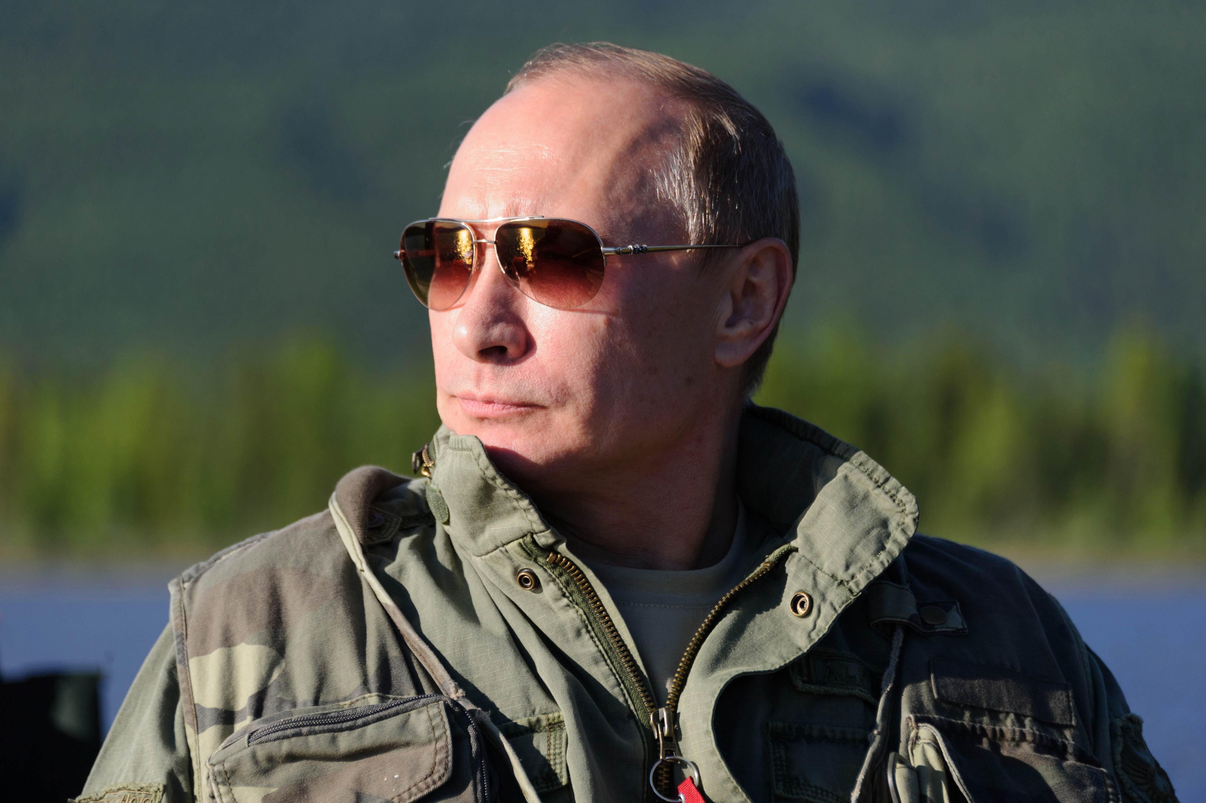 Bać się Putina?